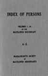 PDF Download of Mayflower Descendant Person Index Vol 1 - 34 A-G
