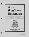 Paper Copy of Mayflower Descendant Vol 36 Issue 2 (1986)