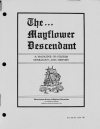 Paper Copy of Mayflower Descendant Vol 38 Issue 1 (1988)