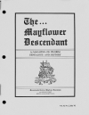 Paper Copy of Mayflower Descendant Vol 42 Issue 2 (1992)